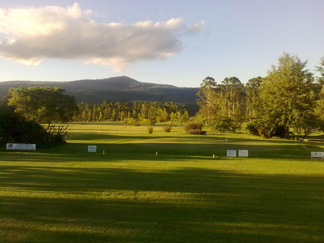 stutterheim  country club golf club