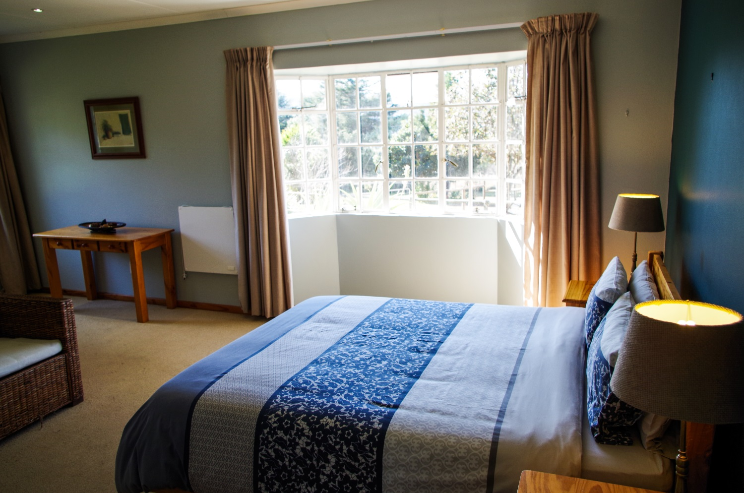 The Manderson Hotel la themba room